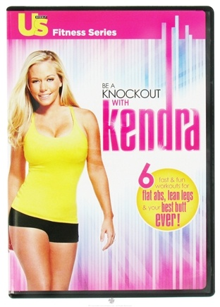 DROPPED: Gaiam - Be A Knockout With Kendra DVD - CLEARANCE PRICED
