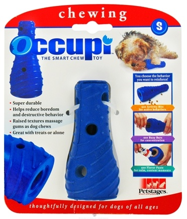 DROPPED: Petstages - Occupi Dog Toy Small - CLEARANCE PRICED