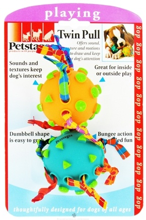 DROPPED: Petstages - Twin Pull Dog Toy - CLEARANCE PRICED