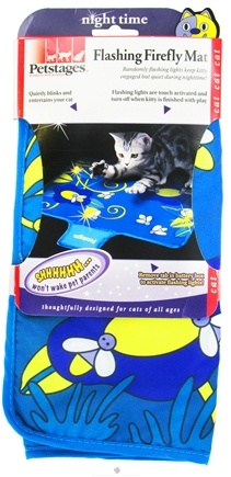 DROPPED: Petstages - Flashing Firefly Mat Cat Toy