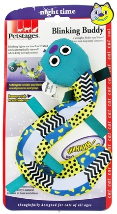 DROPPED: Petstages - Blinking Buddy Cat Toy - CLEARANCE PRICED