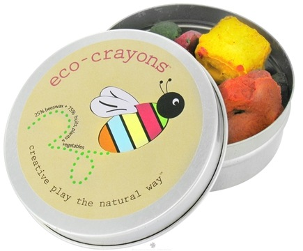 DROPPED: Eco-Kids - Eco-Crayons - 6 Crayons