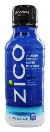 DROPPED: Zico - Pure Premium Coconut Water Chocolate - 14 oz.