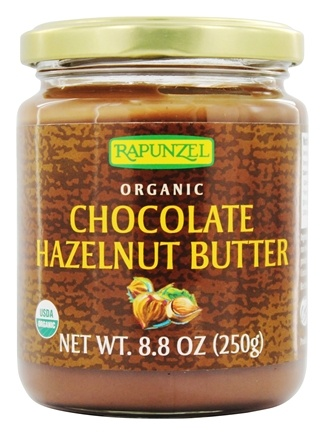 DROPPED: Rapunzel - Organic Chocolate Hazelnut Butter - 8.8 oz.