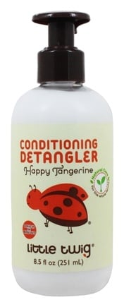 Little Twig - Conditioning Detangler Happy Tangerine - 8.5 oz.