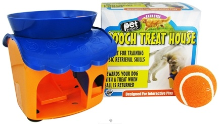 DROPPED: Pet Buddies - Pooch Treat House - CLEARANCE PRICED