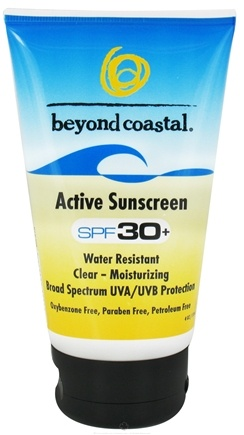 DROPPED: Beyond Coastal - Sunscreen Daily Active 30 SPF - 4 oz.