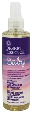 Desert Essence - Baby Sweet Dreams Natural Odor Absorbing Air Freshener - 8 oz.