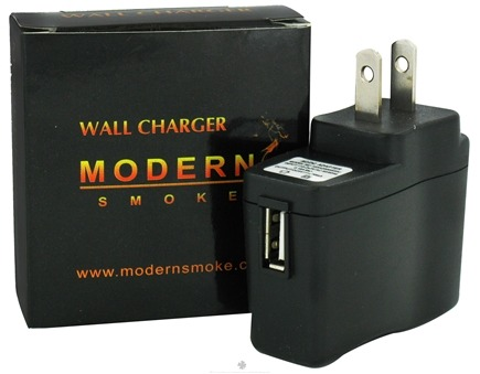 DROPPED: Modern Smoke - Electronic Cigarette Wall Charger - CLEARANCE PRICED