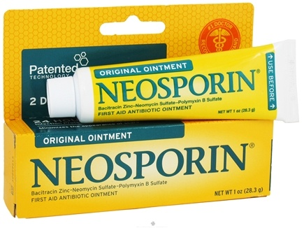 DROPPED: Neosporin - Original First Aid Antiobiotic Ointment - 1 oz. CLEARANCE PRICED