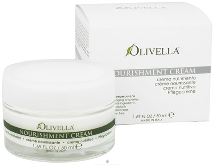 DROPPED: Olivella - Virgin Olive Oil Nourishment Cream - 1.69 oz.