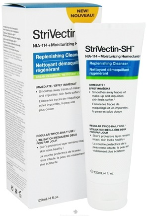DROPPED: StriVectin - Strivectin-SH Replenishing Cleaner - 4 oz.