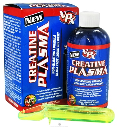 DROPPED: VPX - Creatine Plasma Exotic Fruit - 8 oz. CLEARANCE PRICED