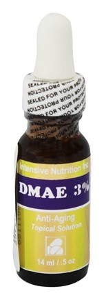 DROPPED: Intensive Nutrition, Inc. - DMAE 3% Anti-Aging Topical Solution - 0.5 oz.