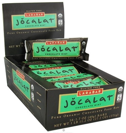 DROPPED: Larabar - Jocalat Chocolate Mint Bar - 1.7 oz.