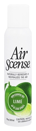 Air Scense - Air Freshener Lime - 7 oz.