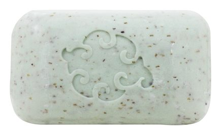 Baudelaire - Essence Bar Soap Loofa Mint - 5 oz.