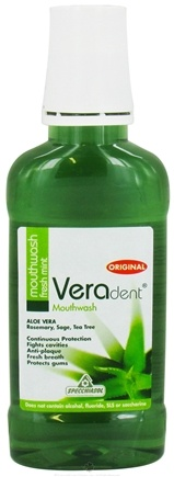 DROPPED: Homocrin - Veradent Mouthwash Fresh Mint - 8.45 oz.
