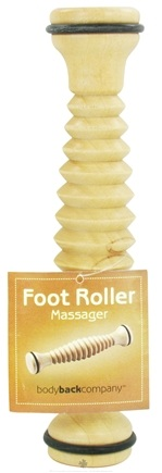DROPPED: Body Back Company - Foot Roller Massager - CLEARANCE PRICED