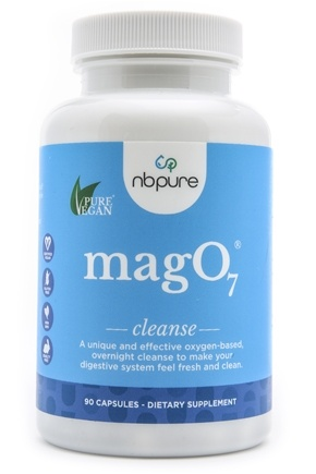 Aerobic Life - Mag O7 Oxygen Digestive System Cleanser - 90 Capsules