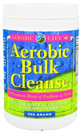 DROPPED: Aerobic Life - Aerobic Bulk Cleanse - 352 Grams