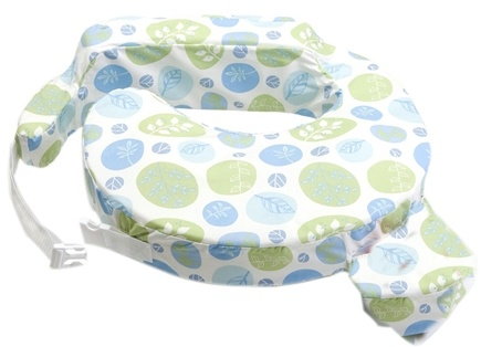 DROPPED: My Brest Friend - Original Nursing Pillow Leaf - CLEARANCE PRICED