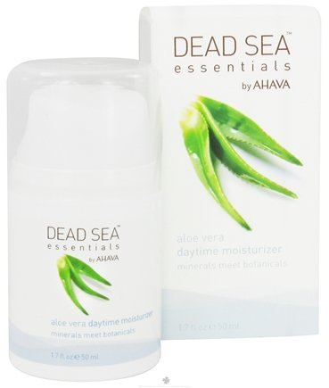 DROPPED: AHAVA - Dead Sea Essentials Daytime Moisturizer Aloe Vera - 1.7 oz.
