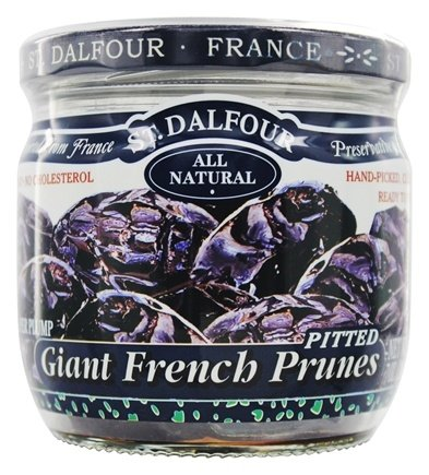 St. Dalfour - Super Plump Giant French Prunes Pitted - 7 oz.
