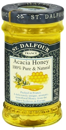 DROPPED: St. Dalfour - Acacia Honey 100% Pure & Natural - 7 oz.