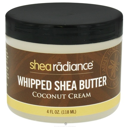 DROPPED: Shea Radiance - Whipped Shea Butter Coconut Cream - 4 oz.