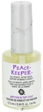 DROPPED: PeaceKeeper Cause-Metics - Nail Paint Natural Nail Polish Paint Me Eternal - 0.51 oz.