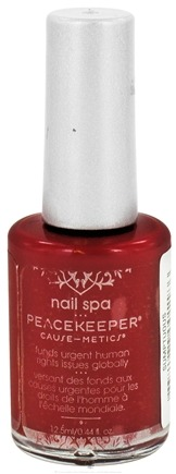 DROPPED: PeaceKeeper Cause-Metics - Nail Paint Natural Nail Polish Sumptuous - 0.44 oz. CLEARANCE PRICED