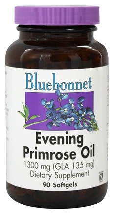 Bluebonnet Nutrition - Evening Primrose Oil 1300 mg. - 90 Softgels