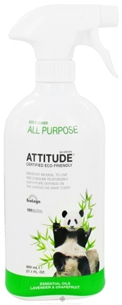 DROPPED: Attitude - All Purpose Cleaner Lavender & Grapefruit - 27.1 oz. CLEARANCE PRICED