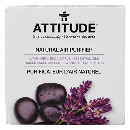 Attitude - Natural Air Purifier Lavender & Eucalyptus - 8 oz.