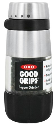 DROPPED: OXO - Good Grips Pepper Grinder - CLEARANCE PRICED