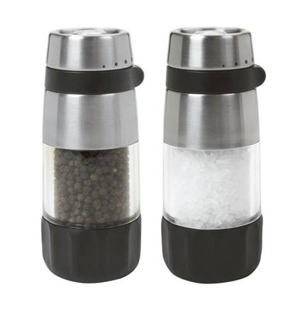 DROPPED: OXO - Good Grips Salt & Pepper Grinder Set - CLEARANCE PRICED