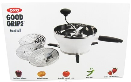 DROPPED: OXO - Good Grips Food Mill - CLEARANCE PRICED