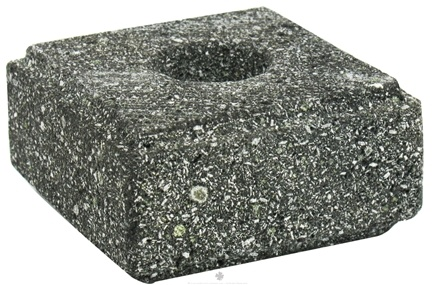 DROPPED: Aloha Bay - Lava Stone Taper Candle Holder - CLEARANCE PRICED