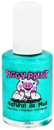 DROPPED: Piggy Paint - Nail Polish Ice Cream Dream Intense Dark Green - 0.5 oz. CLEARANCE PRICED