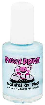 DROPPED: Piggy Paint - Nail Polish Clouds of Candy Pastel Matte Blue - 0.5 oz.