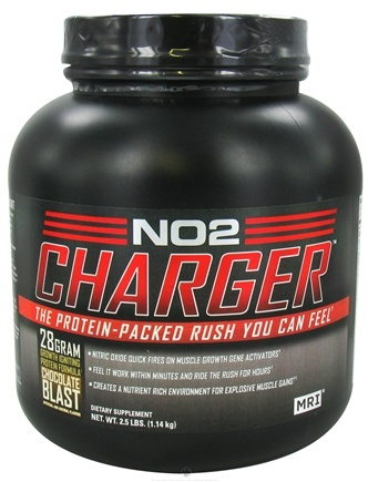 DROPPED: MRI: Medical Research Institute - NO2 Charger Chocolate Blast - 2.5 lbs. CLEARANCE PRICED