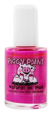 DROPPED: Piggy Paint - Nail Polish Project Earth LOL Neon Magenta - 0.5 oz.