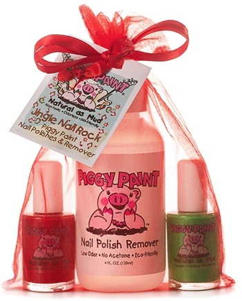 Piggy Paint - Nail Polish Gift Set Jingle Nail Rock - 3 Piece(s)