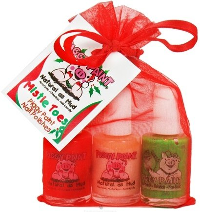 DROPPED: Piggy Paint - Nail Polish Gift Set MistleToes - 3 Piece(s) CLEARANCED PRICED
