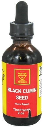 DROPPED: African Red Tea Imports - Black Cumin Seed Tinc Tract - 2 oz. CLEARANCE PRICED