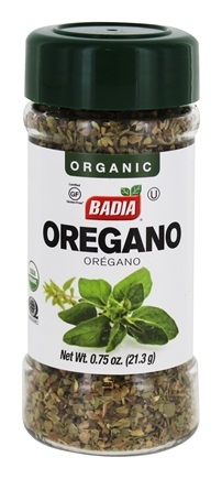 DROPPED: Badia - Organic Oregano - 2 oz. CLEARANCE PRICED