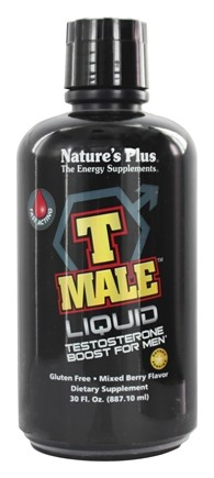 Nature's Plus - T Male Mixed Berry - 30 oz.