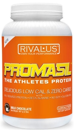 DROPPED: Rivalus - Promasil Milk Chocolate - 2 lbs. CLEARANCE PRICED