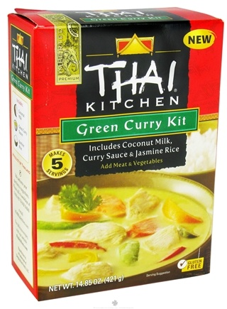 DROPPED: Thai Kitchen - Green Curry Kit - 14.85 oz. CLEARANCE PRICED